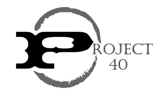 Project 40 Logo